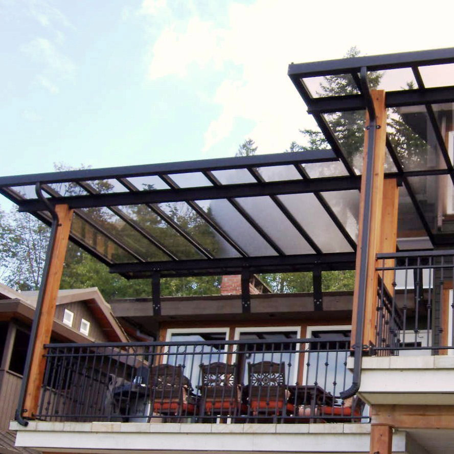 Patio Cover Attached To Fascia: Windows & Building Products