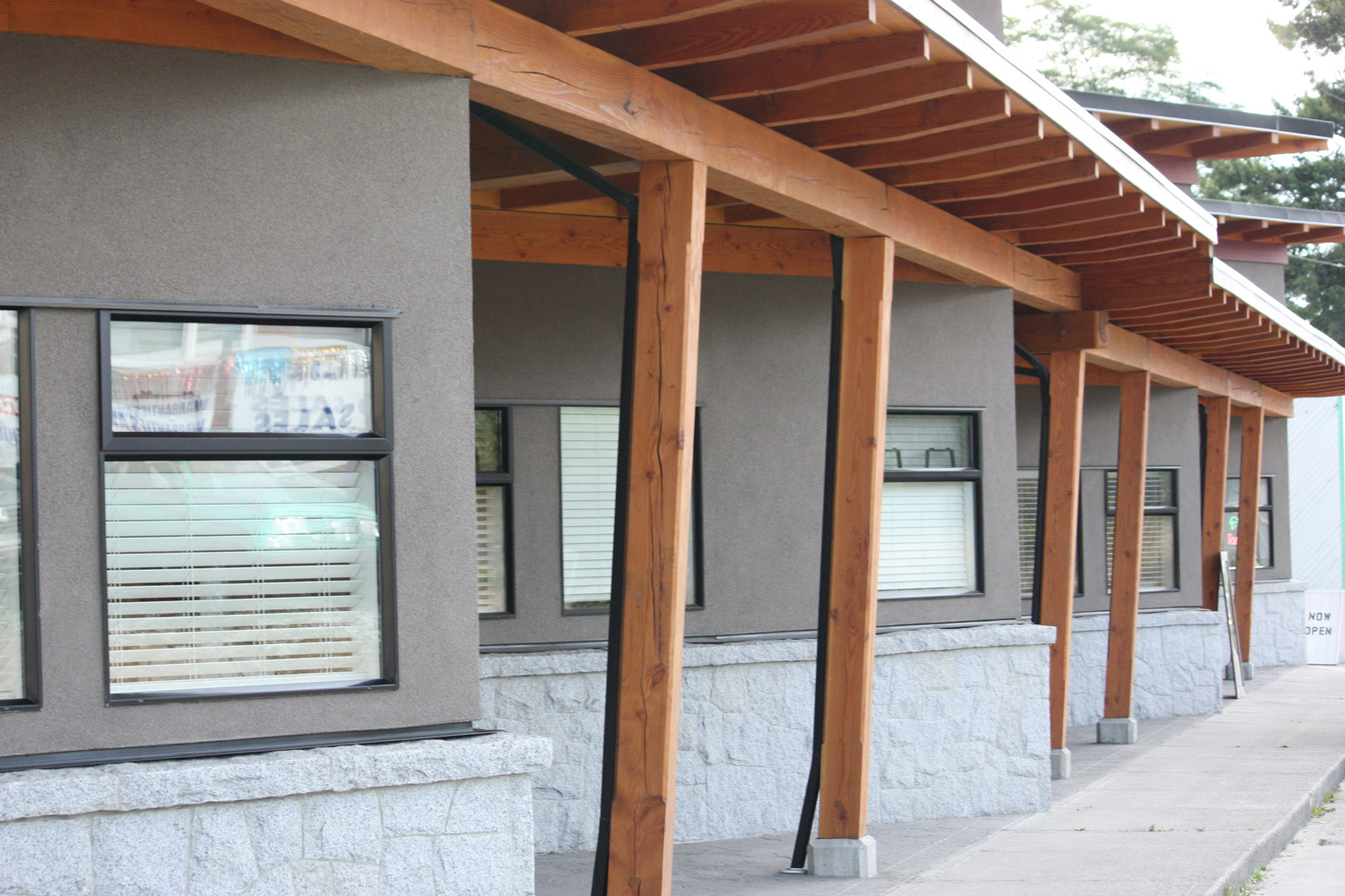 Commercial Storefront Modern Windows Amp Building Products British
