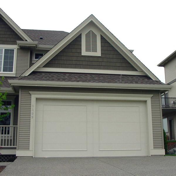 Garage door options modern windows building products for Therma door garage insulation