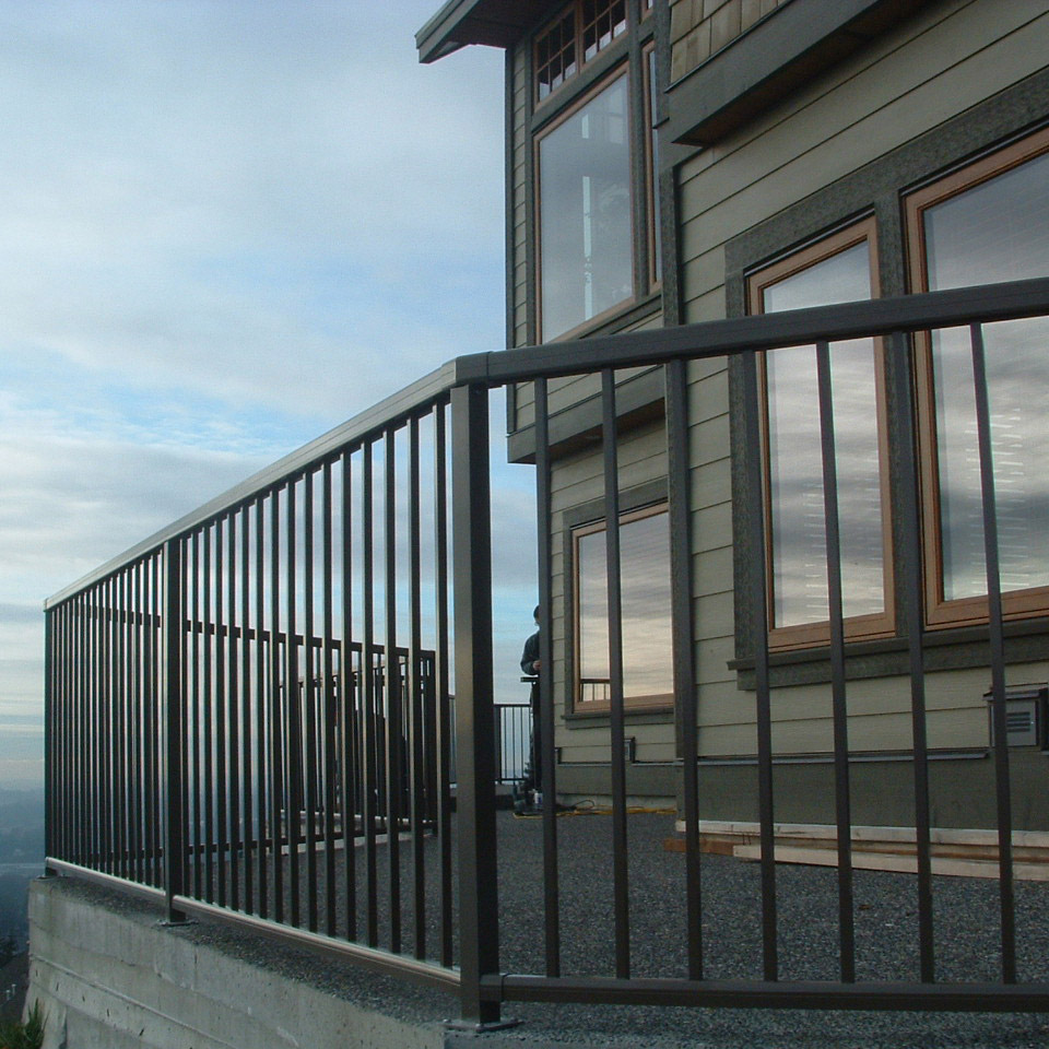 Railing Options Modern Windows Amp Building Products