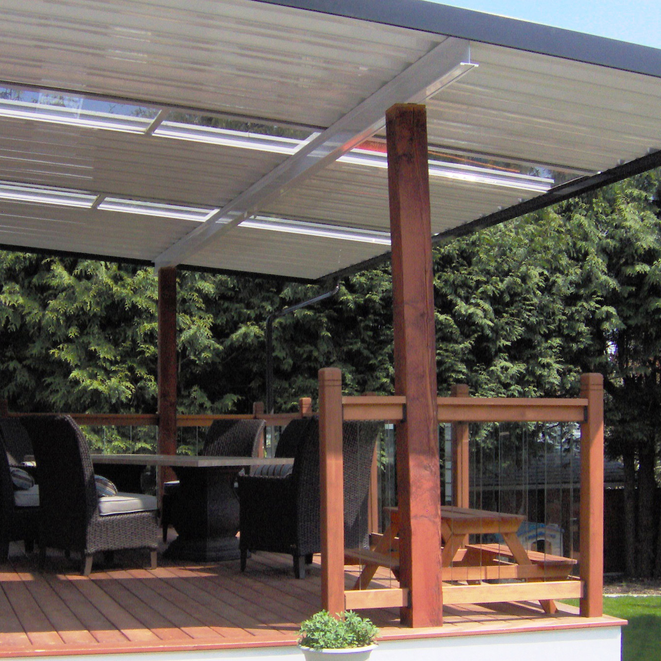 Patio Cover Options Modern Windows Amp Building Products