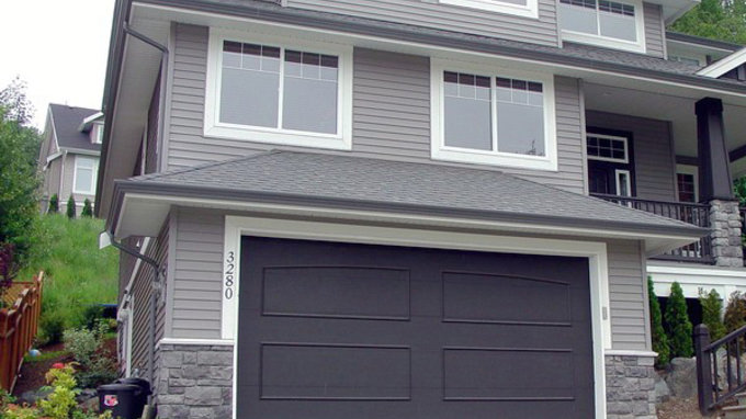 Garage door options aluminum windows vinyl windows for 12x7 garage door
