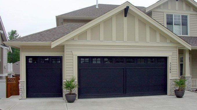 Insulated Garage Doors Gallery ArrowEasy And Efficient