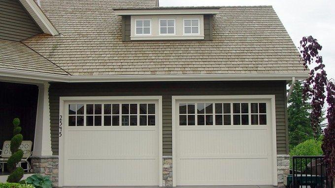 Garage door options aluminum windows vinyl windows for 10x7 garage door
